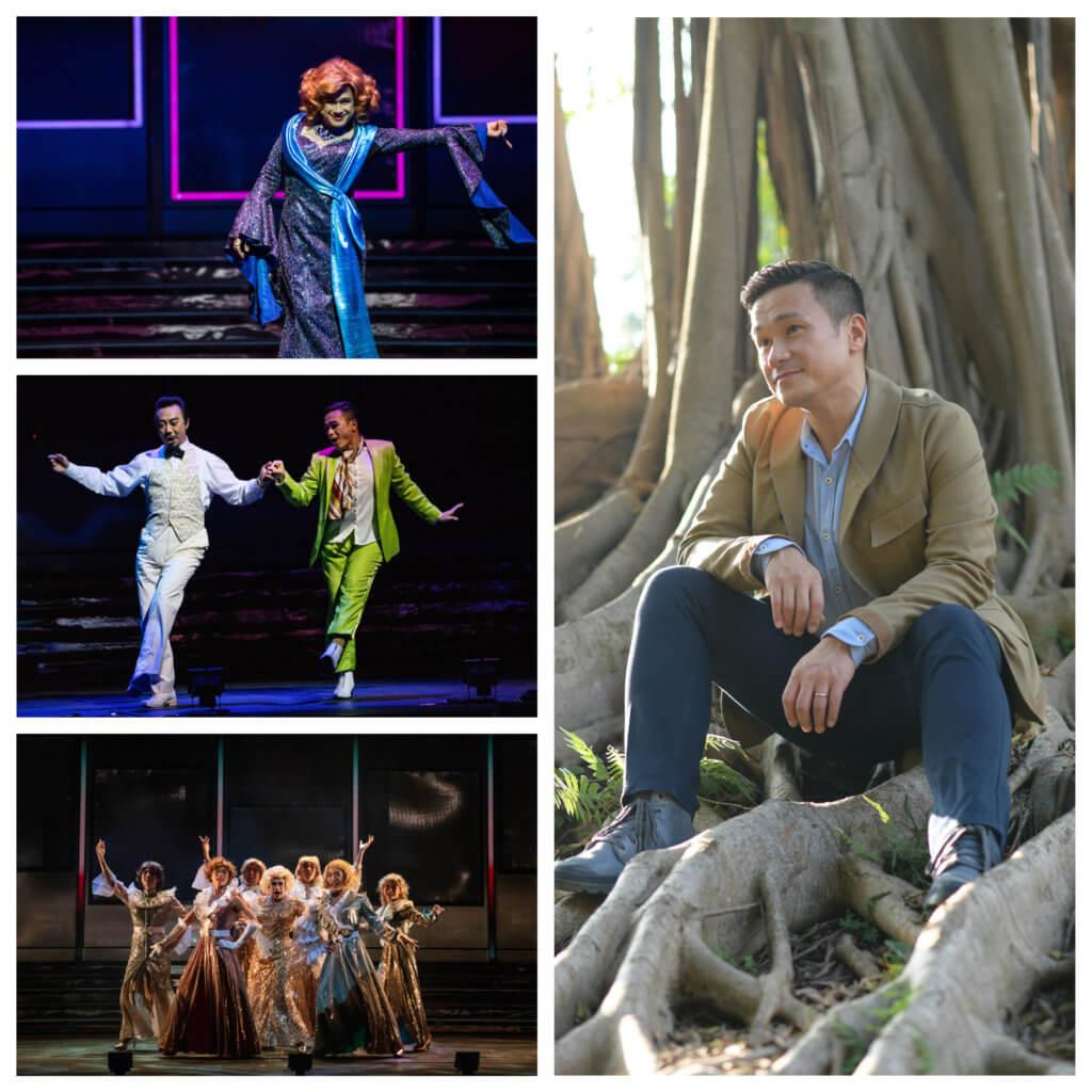 林澤群認為舞台劇最吸引是演員與觀眾互相牽引。