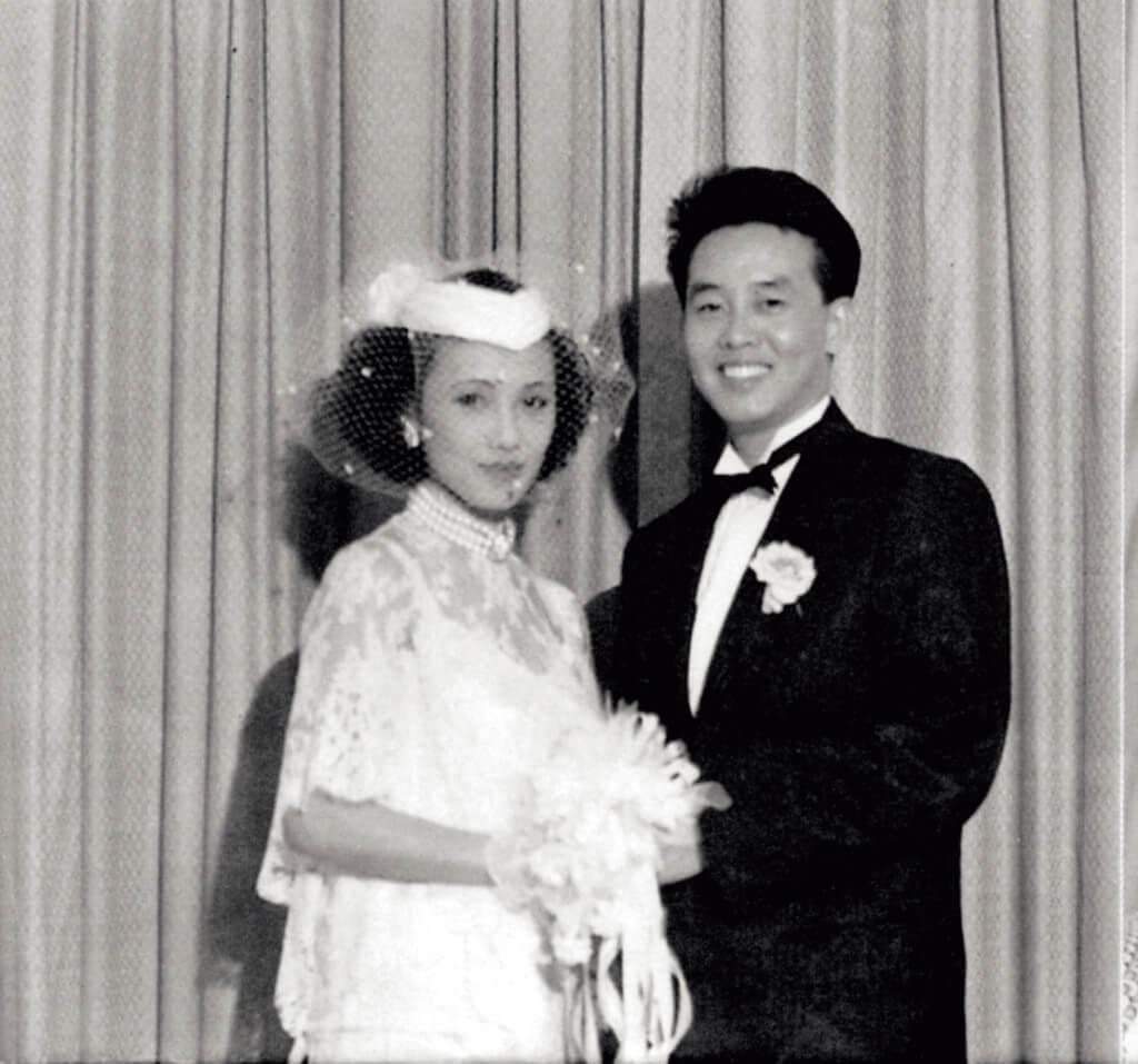 杜燕歌八九年和韓馬利在澳洲坎培拉結婚。