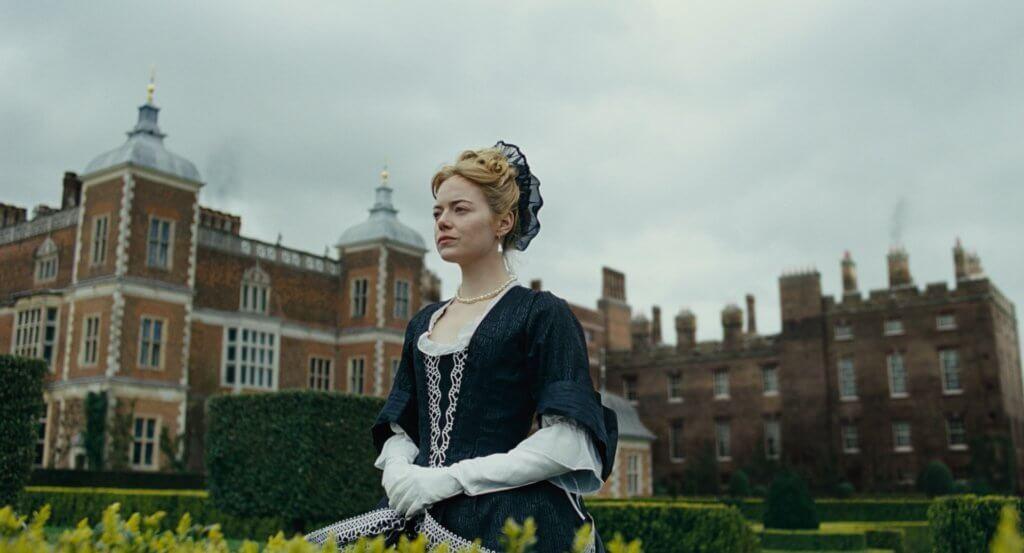 愛瑪扮演的侍婢雅比嘉為求上位不擇手段