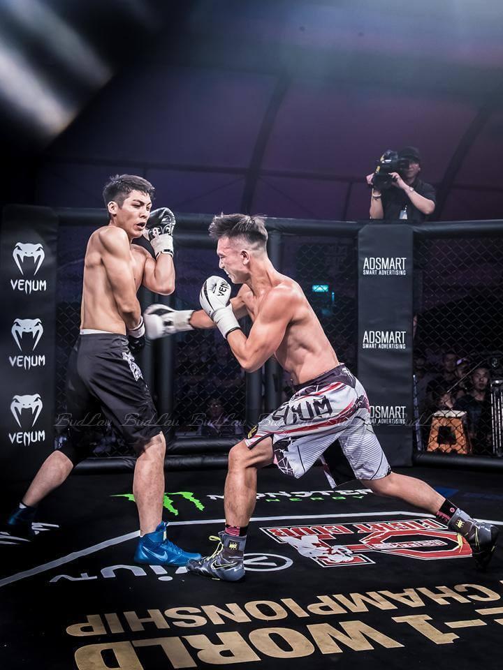 吳雲甫之前獲邀參加MMA明星賽,拳拳到肉兼打至口腫面腫,這次比賽令他愛上這項運動,而且即將會考取教練牌。