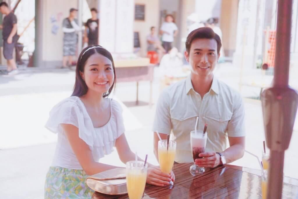 吳雲甫與劉溫馨有感情線,二人曾經同期在娛樂新聞台擔任廣東話及普通話主持,所以演對手戲就更合拍。