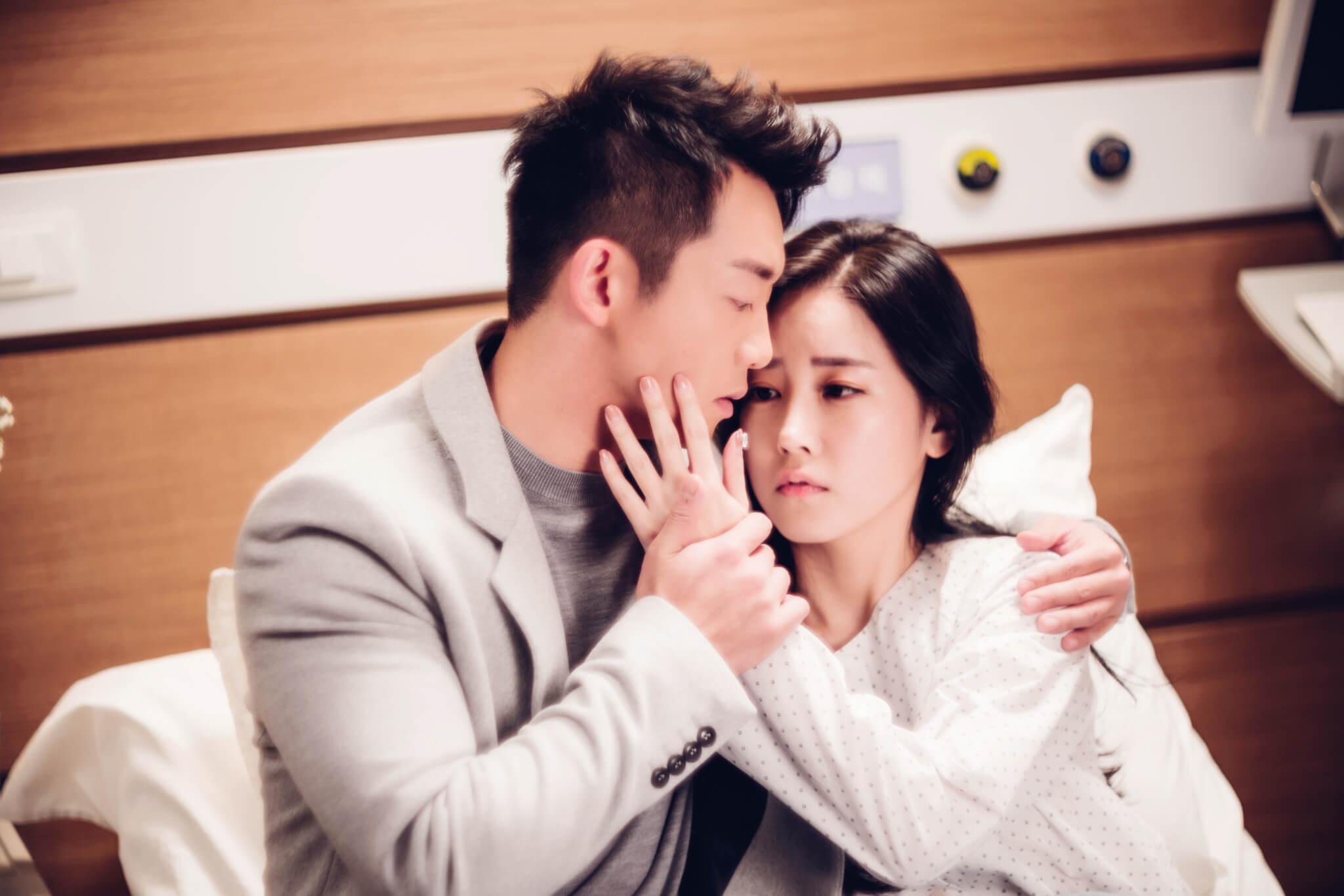 雖然拍攝只進行了一天,但昭妍已對拍檔鄭愷讚不絕口。