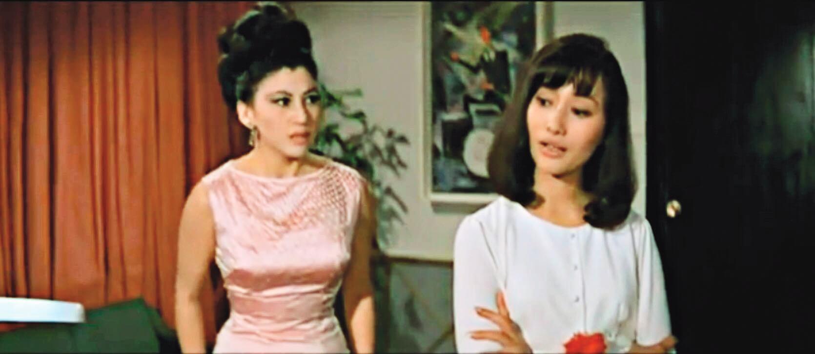 張仲文在《慾海情魔》與女兒胡燕妮上演母女情仇