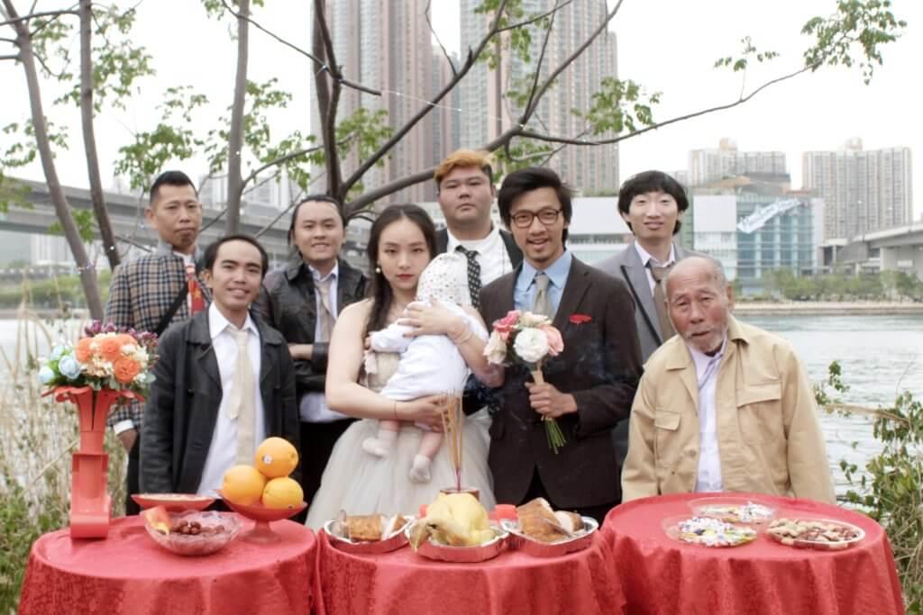 曾美慧孜獲提名金像獎最佳女主角,飾演其夫的陳湛文則提名新演員。