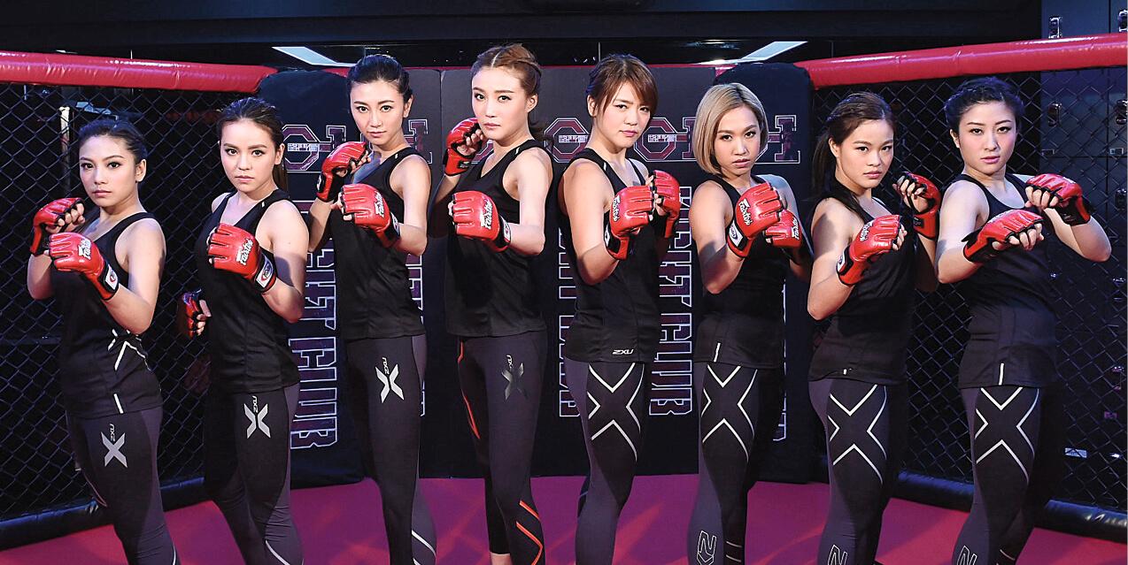 《G-1格鬥會》是香港電視史上首創女子MMA真人騷節目,一六年開拍第一季已有不少話題,第一季參加有鄧穎芝、龍小菌、郭思琳、黎美言等、而第二季就有麥家琪。