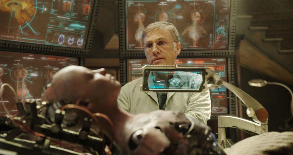 基斯杜化華茲扮演機械醫師伊杜,充滿原著神髓。
