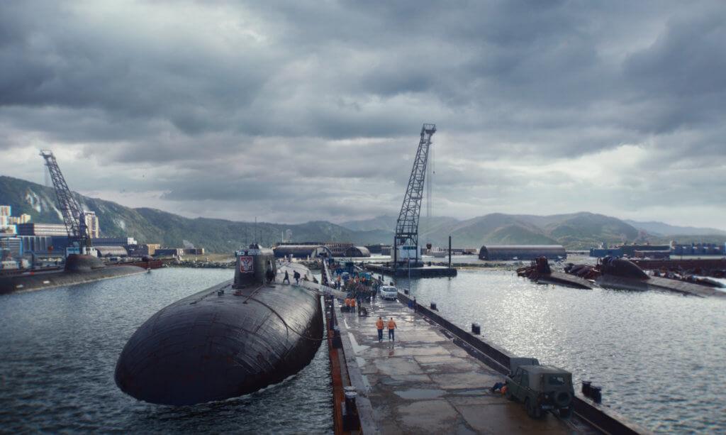 《潛》片神還原千禧年俄國潛艇K-141庫爾斯克號發生歷史上最嚴重艦艇沉沒事件。