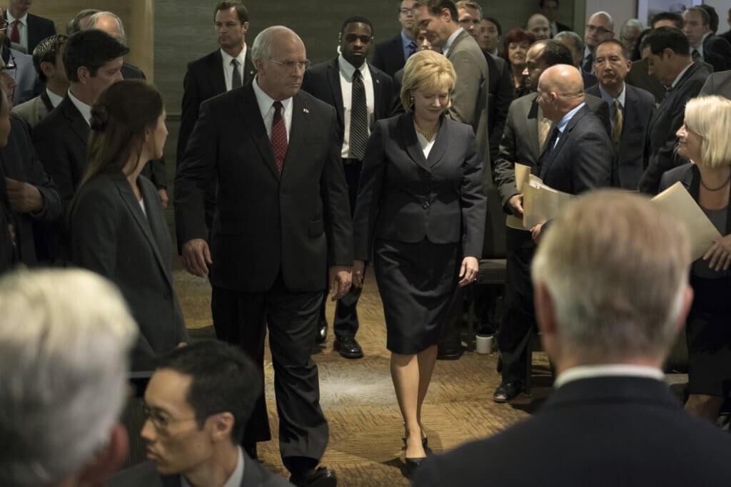 艾美阿當斯飾演切尼的妻子琳恩,演得出色。
