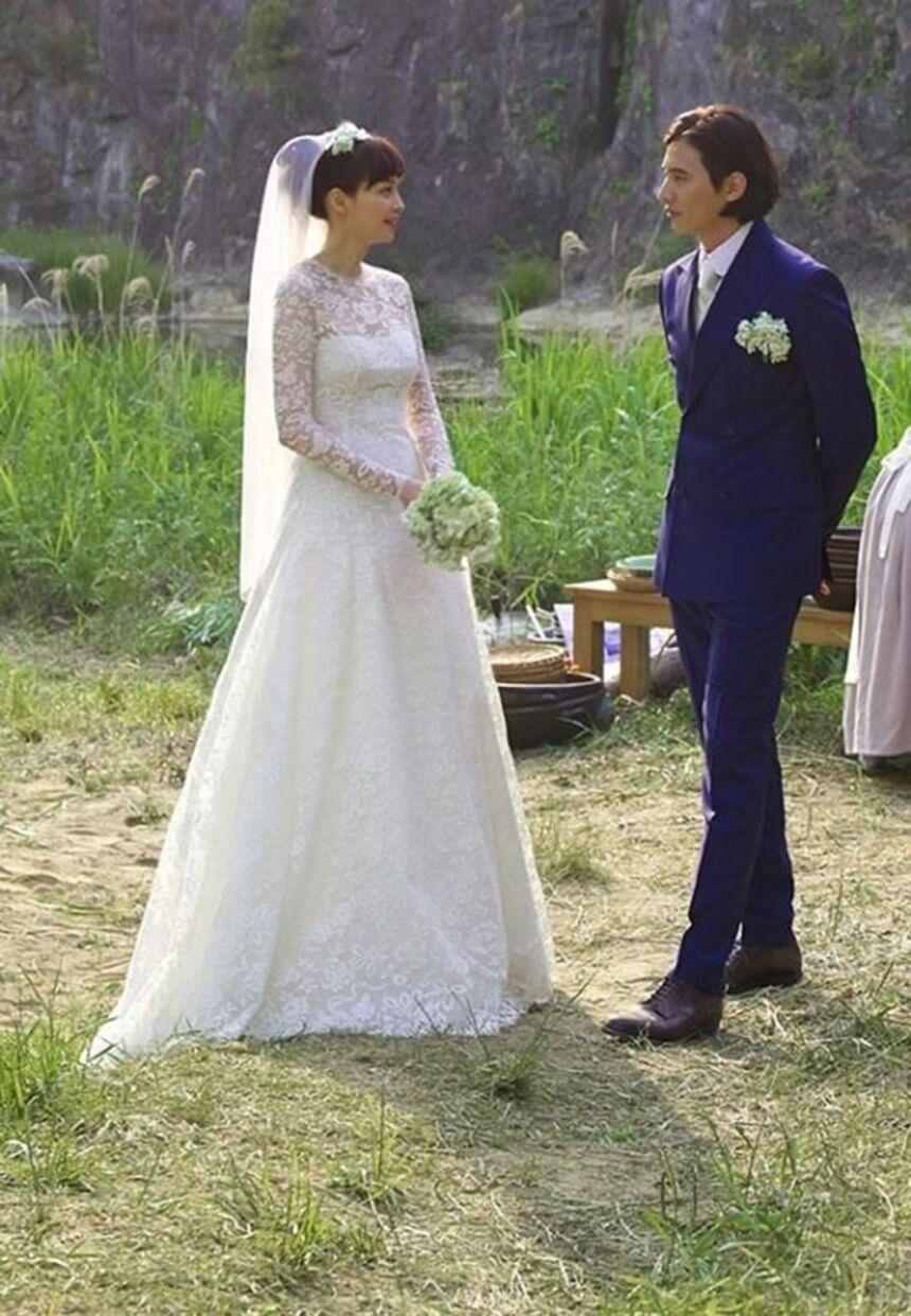 元斌和李娜英結婚四年