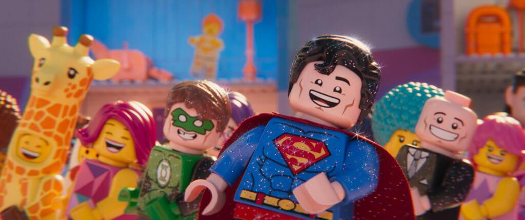 一眾DC超級英雄在今集繼續好笑到肚痛
