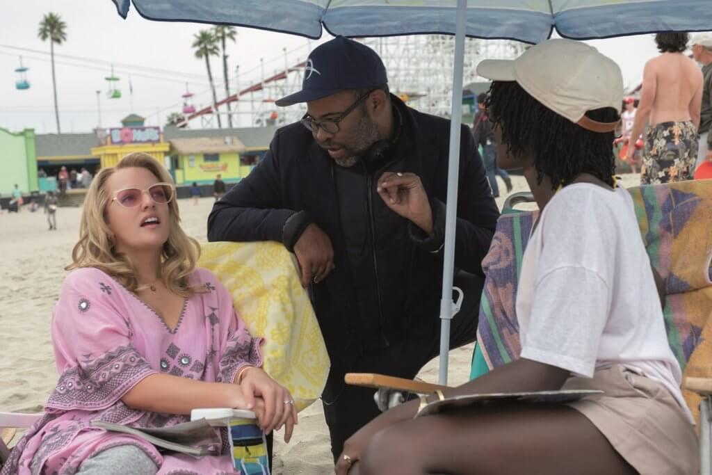 導演佐敦比爾藉影片諷刺美國人只愛責怪外人,從沒看到自己的錯。