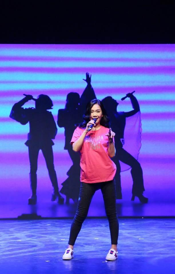 陳松伶表示很開心可以成為經典音樂劇《Mamma Mia》中文版的女主角