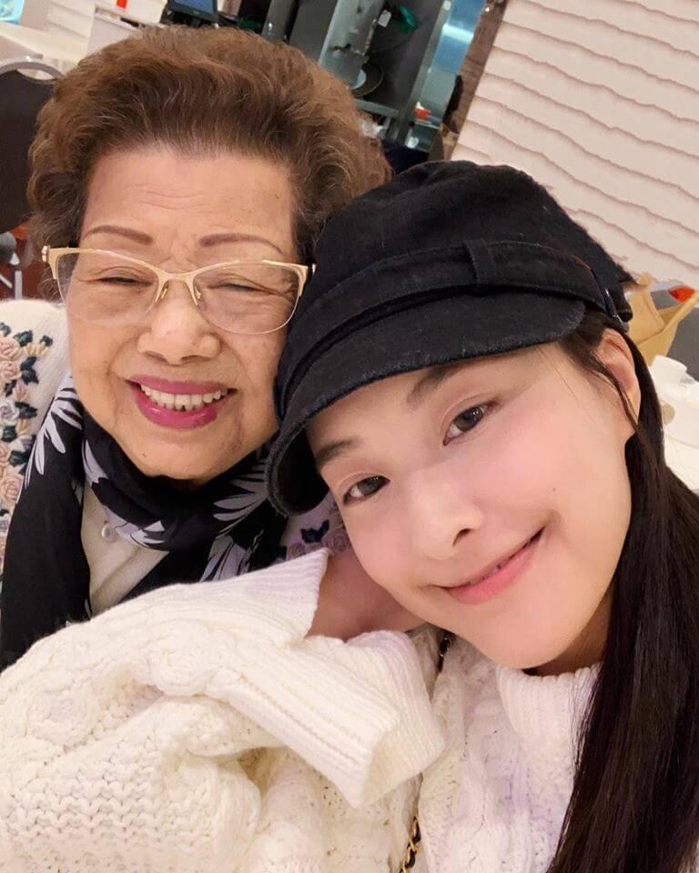陳瀅表示當年反叛期的行為,經常令婆婆擔心。
