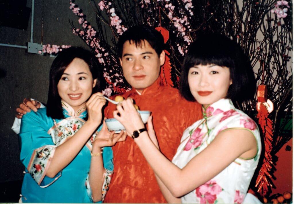 黃智賢在《真情》的角色阿海,糾纏於與張慧儀和羅霖的三角戀之中。