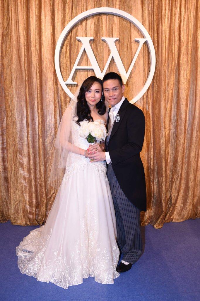 一四年蘇永康與從事時裝業的Anita結婚