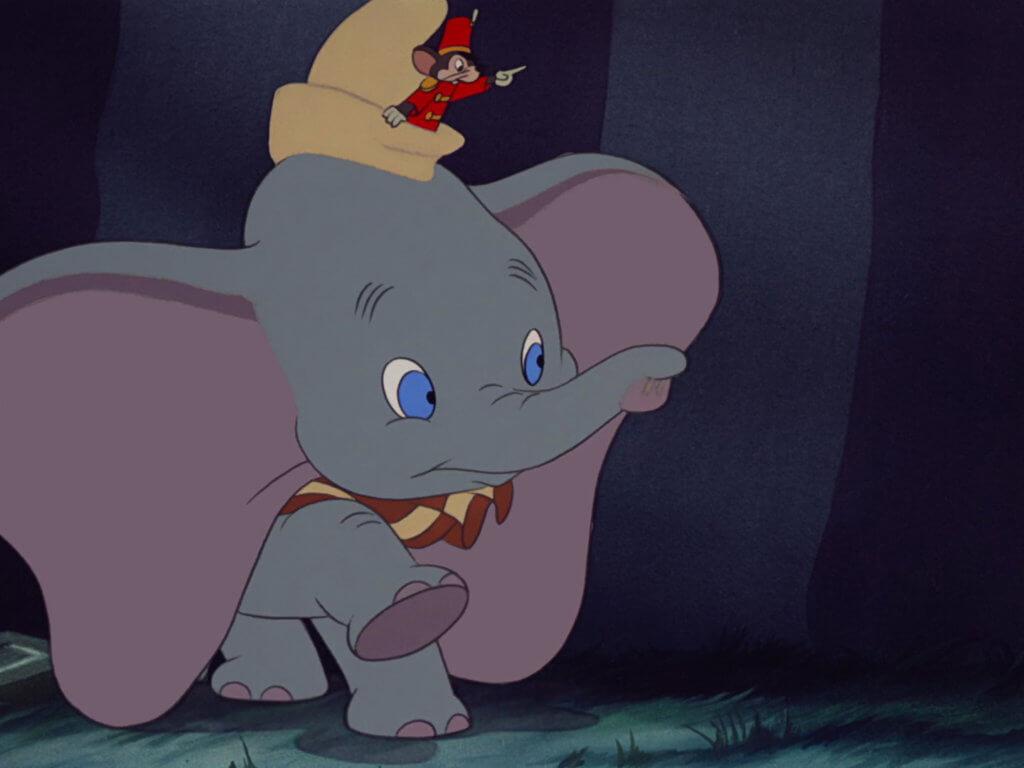動畫版《小飛象》