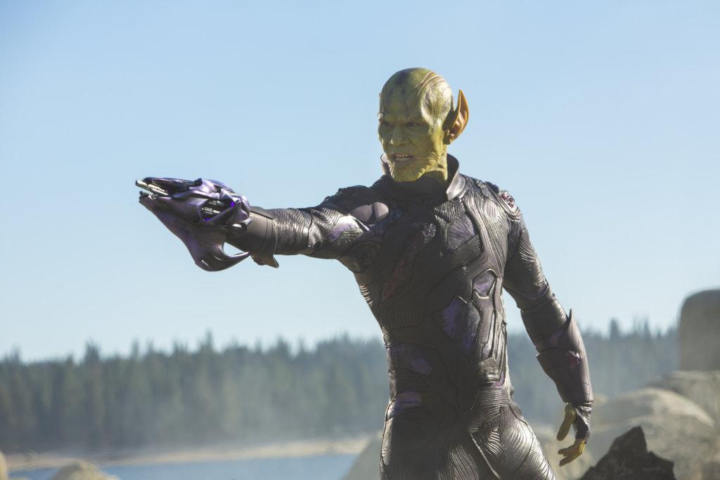 外星族Skrull戰士泰勞,潛伏地球的目的,並非預料中那麼簡單。