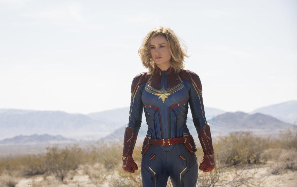 貝兒娜森化身最強女英雄Marvel隊長,為《復仇者聯盟4》登場揭開序幕。