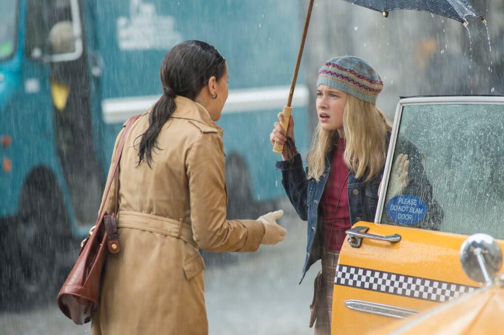 片中菲莉絲迪與佳莉的母女情,描寫得細膩動人。
