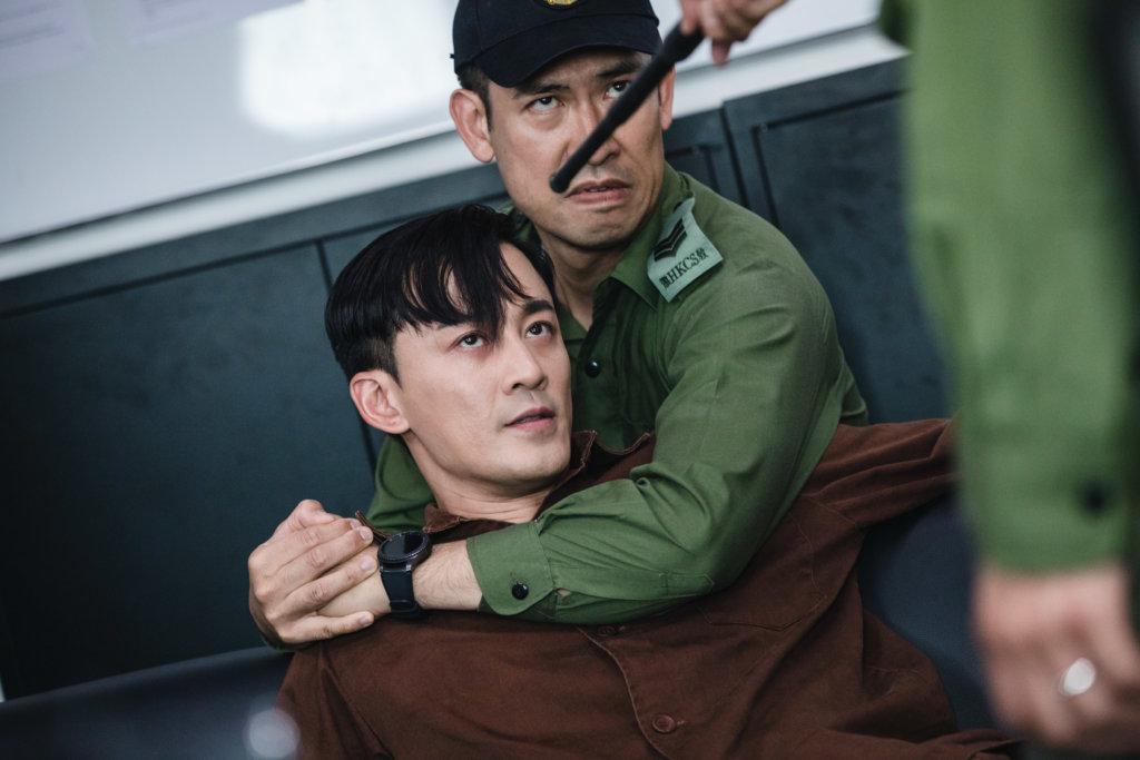 林峯飾演的大反派,行事心狠心辣,與鄭嘉穎有不少對手戲。