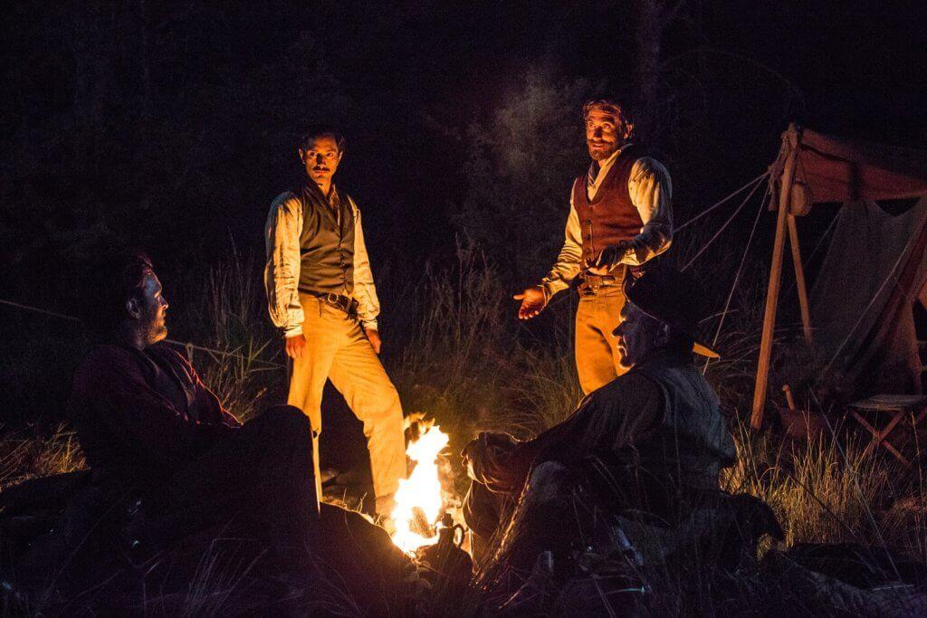 法國導演積克奧迪雅第一次拍英語西部片《淘金殺手》成績驕人