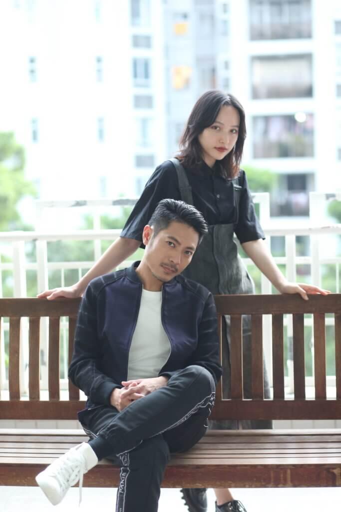 陸駿光與陳漢娜在《G殺》中大搞師生戀,意識大膽兼露骨。