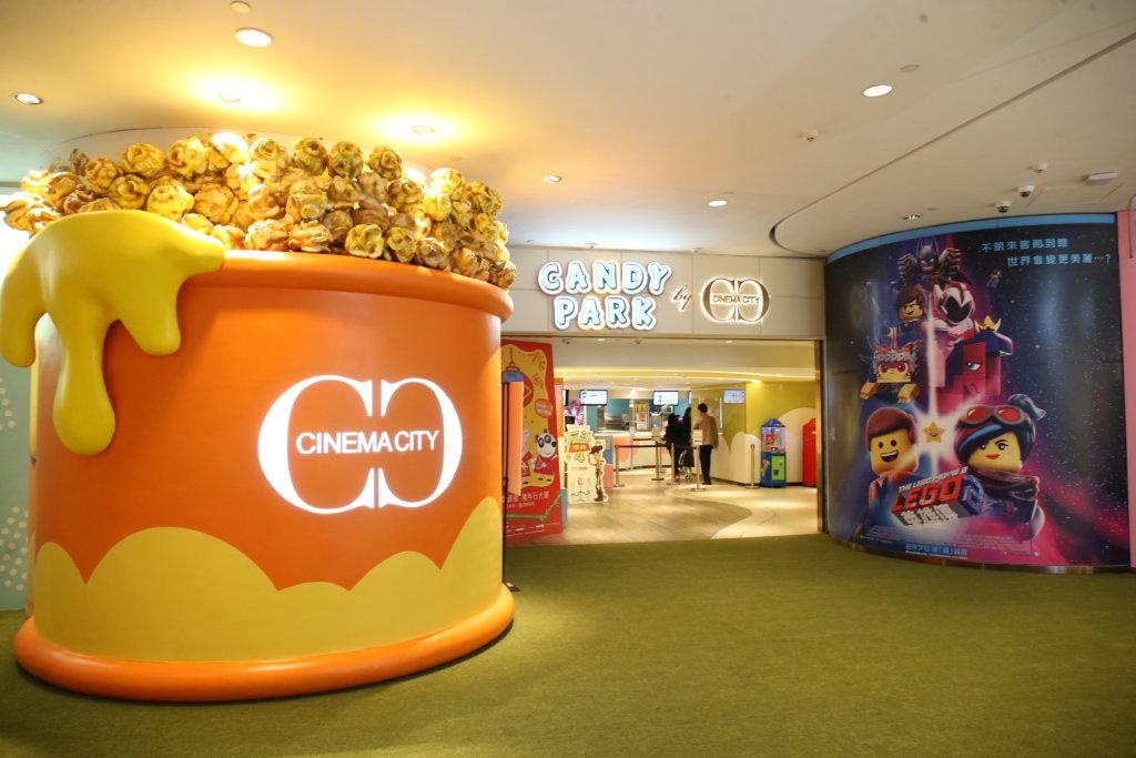 這是全港首間以親子兒童主題戲院