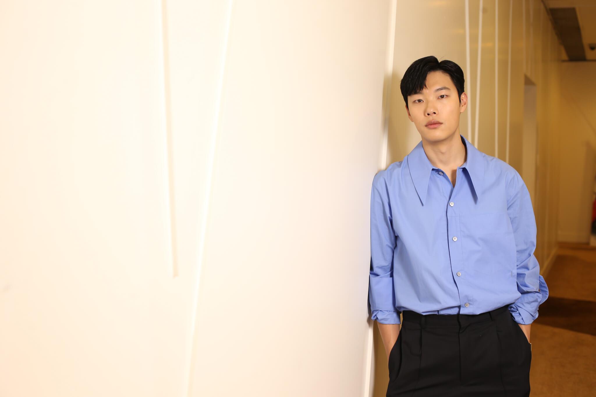 柳俊烈笑言自己喜歡拿着相機四圍拍照,今次也在香港拍下不少靚相。