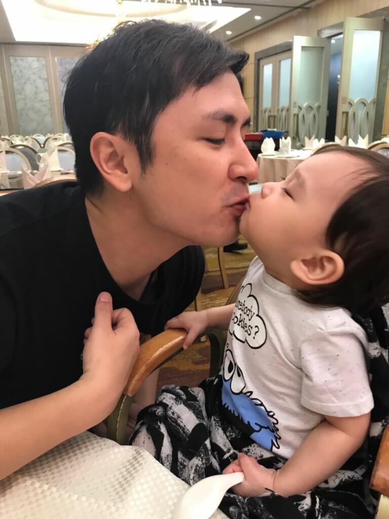李泳豪至今仍是單身,不過一家人關係密切,尤其是姪兒Alfie非常親他。