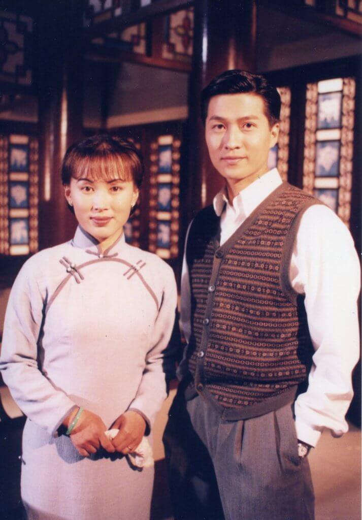 《再見艷陽天》中,叔仔林韋辰暗戀大嫂陳秀雯的劇情引起觀眾迴響。