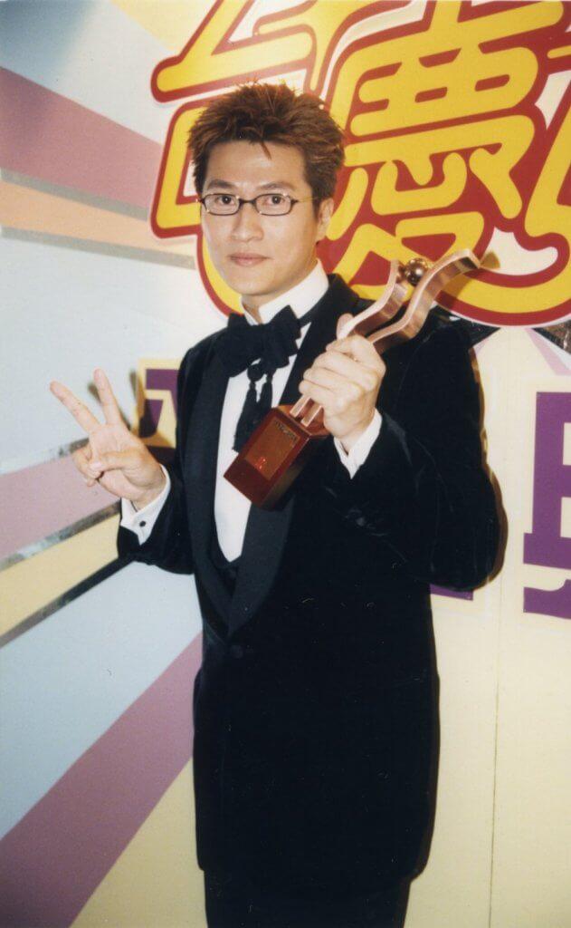 九七年亞視台慶頒獎禮,林韋辰獲觀眾投票贏得視帝。