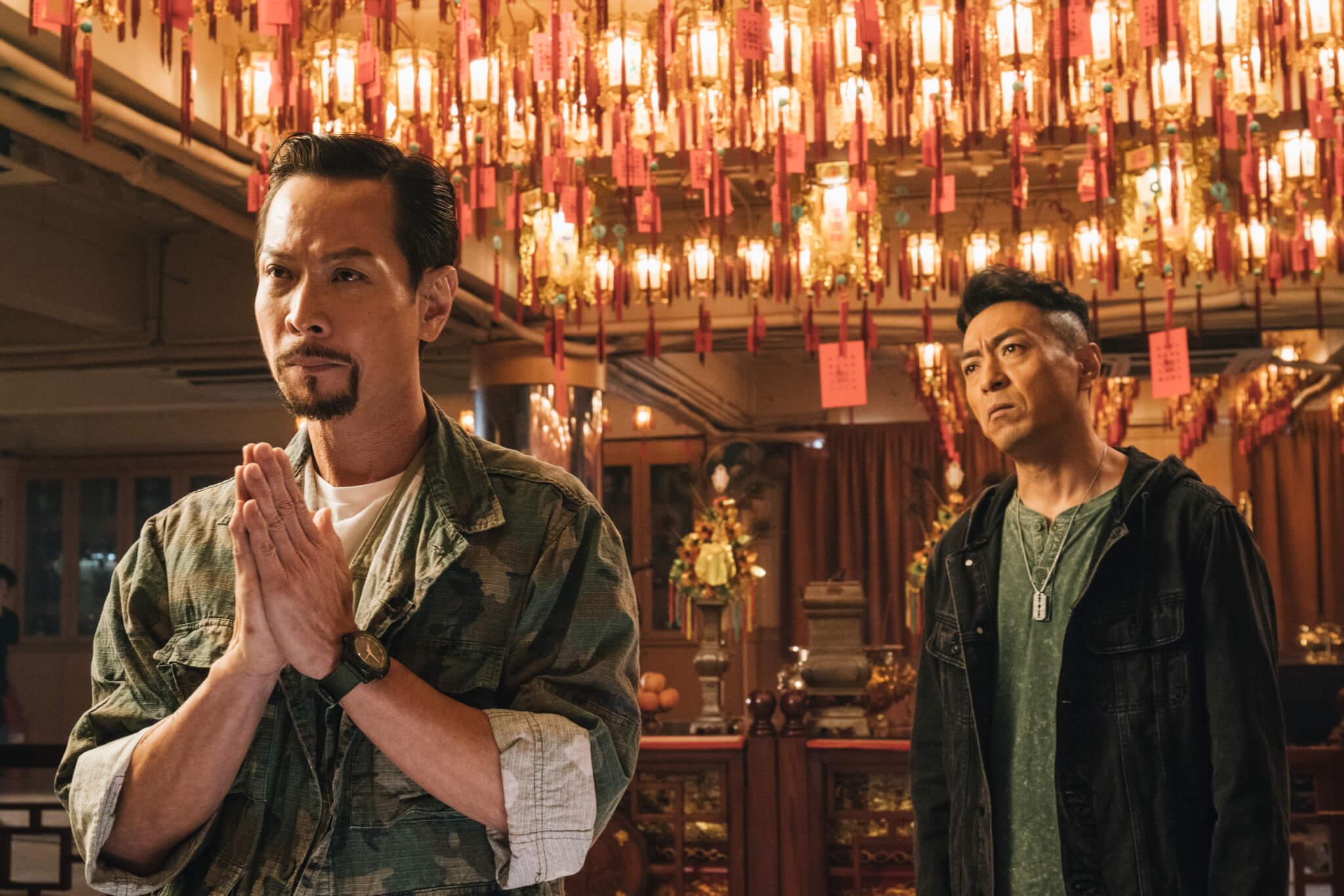 吳廷燁與姜浩文由亞視起已相識,故合作起來相當有火花。