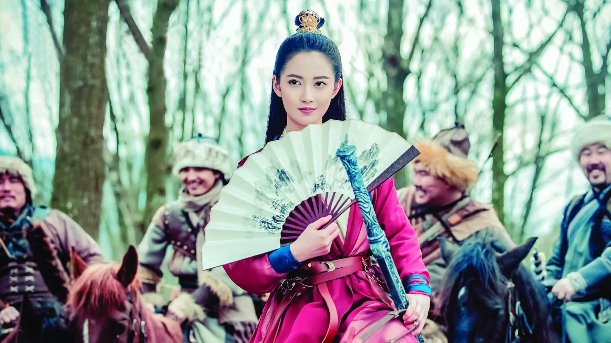 陳鈺琪飾趙敏