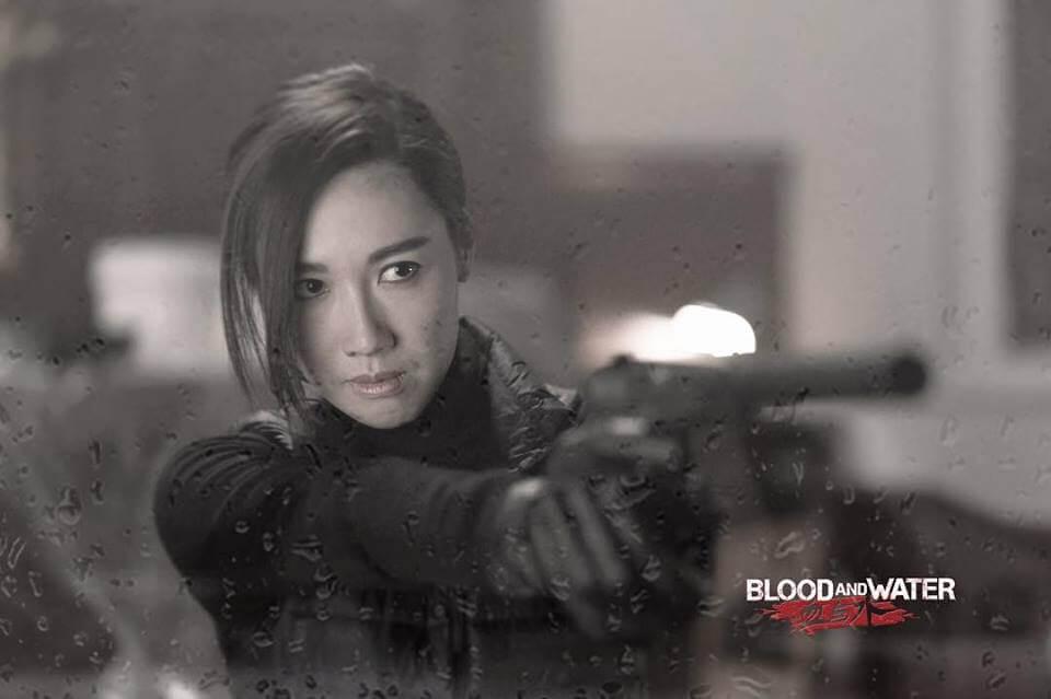 在《Blood and Water》中,李施嬅經過試鏡後獲得扮演殺手這角色。
