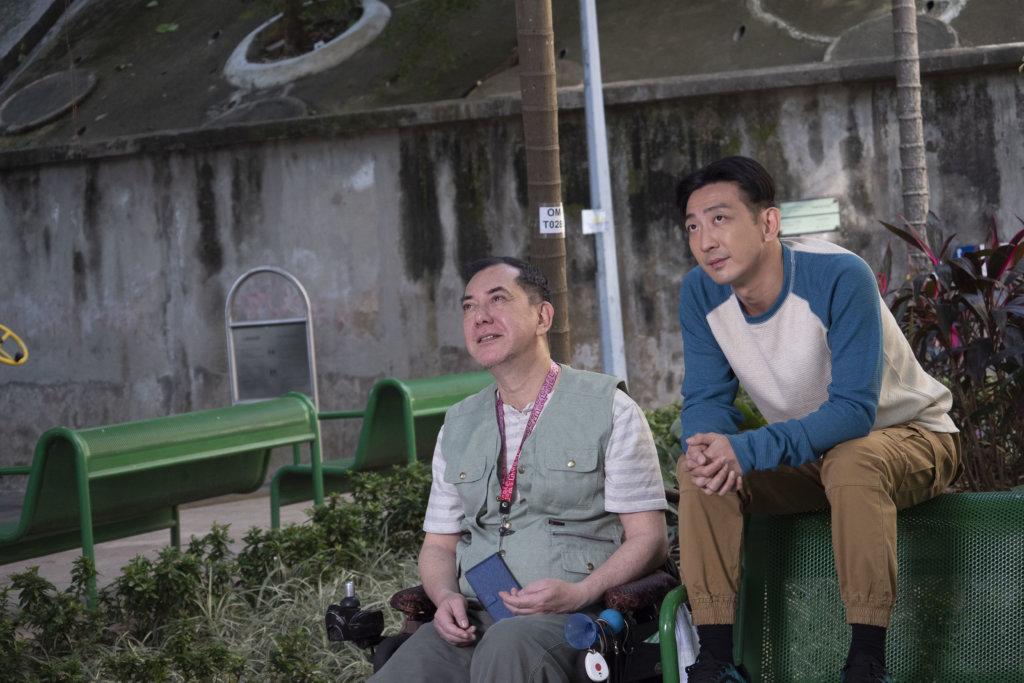 李璨琛與黃秋生相隔多年再合作,他笑言對方當然有脾氣。
