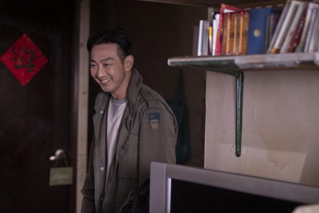 李璨琛拍這部戲沒想過獲得提名,他很感恩這些事做到喜歡的事。