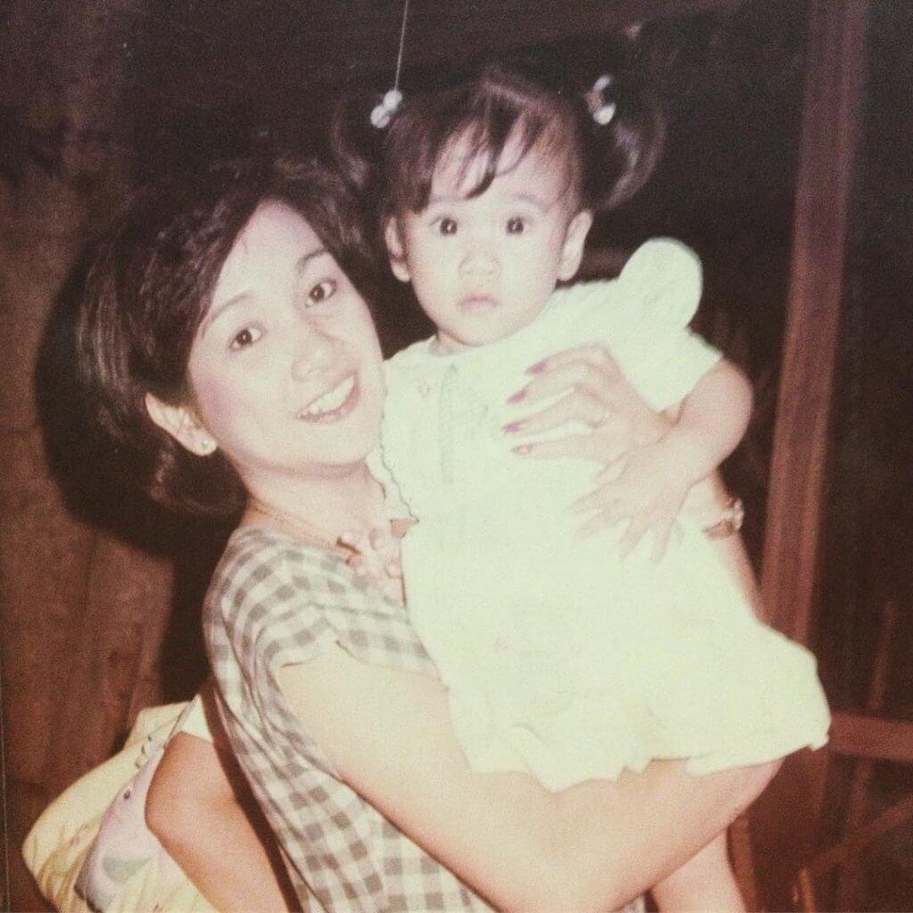 Crisel出生於馬尼拉,她說家族祖先是到菲律賓開枝散葉的孔子後人。