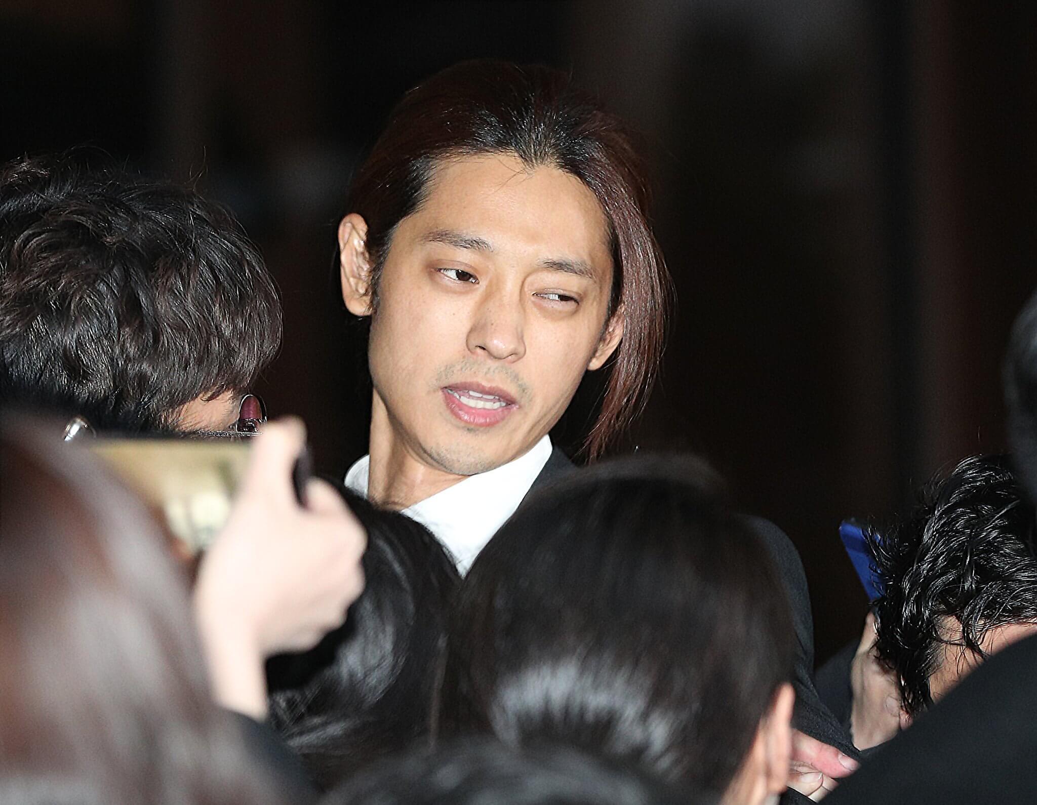 事件主角之一的鄭俊英現時已被拘留
