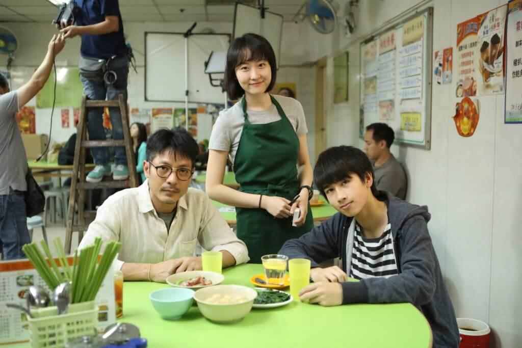 陸駿光與李敏首度合作拍港台劇,二人大讚港台製作夠寫實。