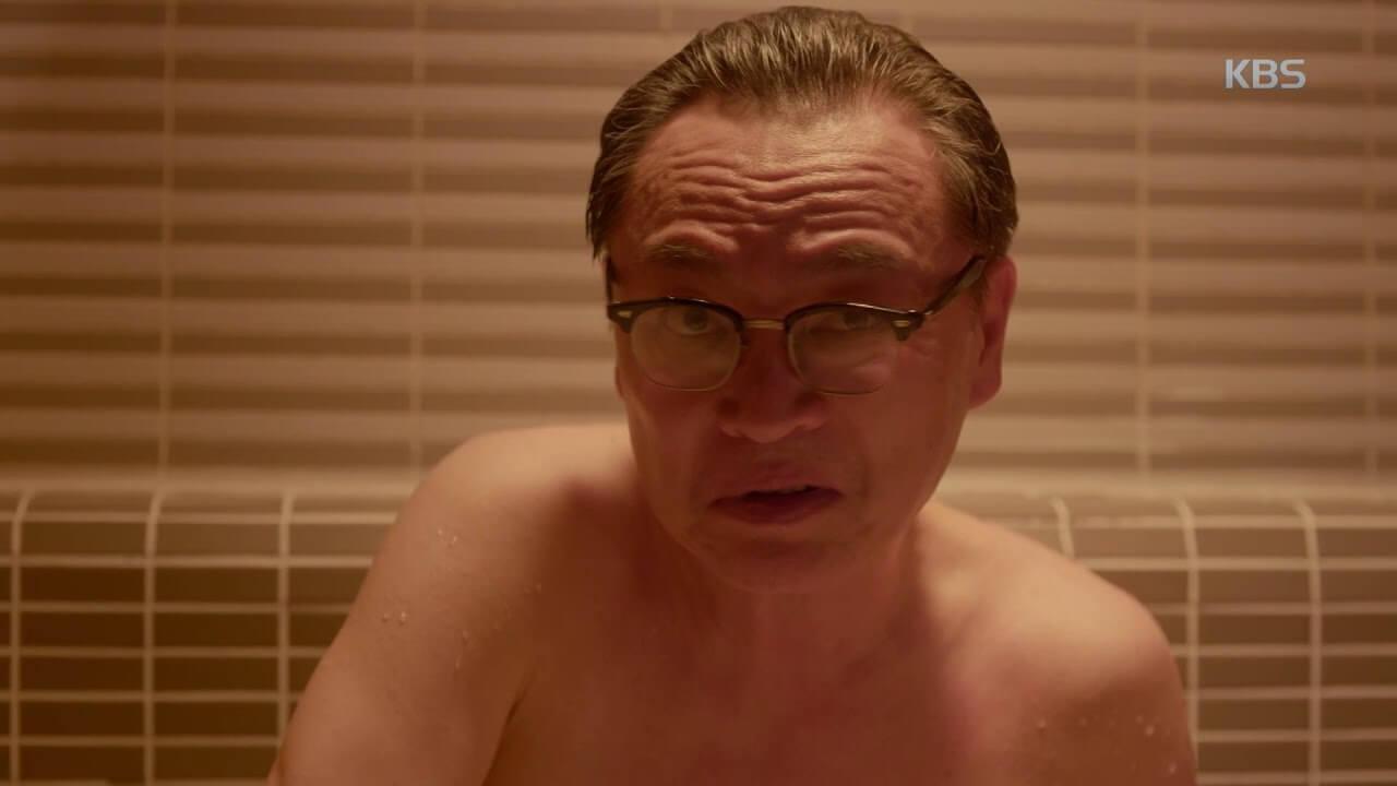 韓片「老是常出現」的金義聖,在《政壇欺望》上亦有演出。