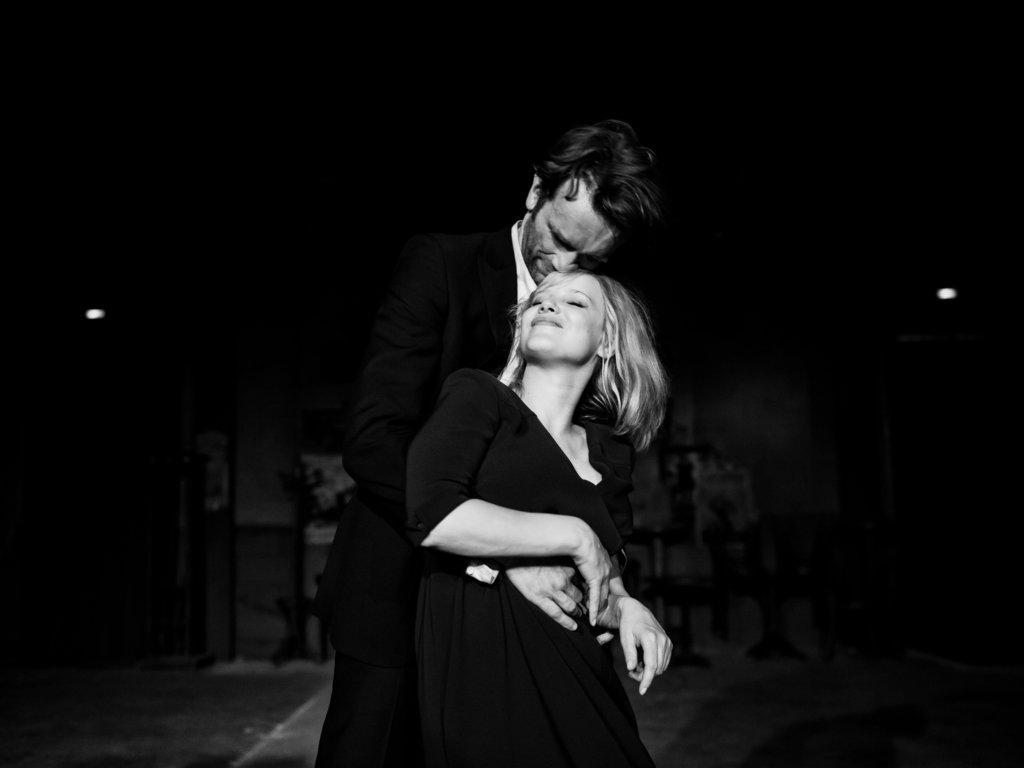 《冷戰戀曲》描寫二戰後一對波蘭男女離離合合的轟烈愛情