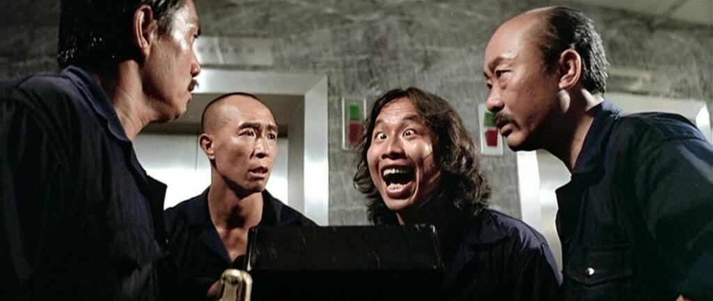 八十年代的《摩登保鏢》票房大賣,劉允的日薪也三級跳。