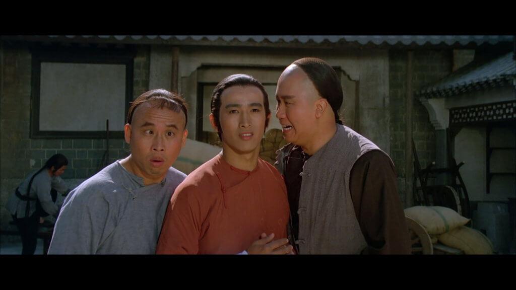 八四年唐佳執導的《洪拳大師》有狄龍主演,他參演一角。