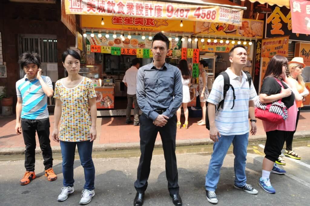 曾慧雲在劇集《老表,你好嘢!》飾演新移民,與王祖藍、張繼聰及何偉業有對手戲。