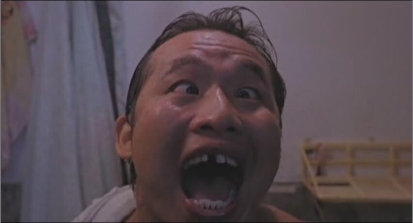 在電影《邪完再邪》中的劉允,要左撻右撻,但他不覺辛苦。
