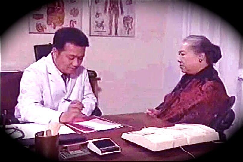 曾健明曾在ETV健康教育科飾演醫生,他表示兒子小時候曾以為他是醫生,令他哭笑不得。