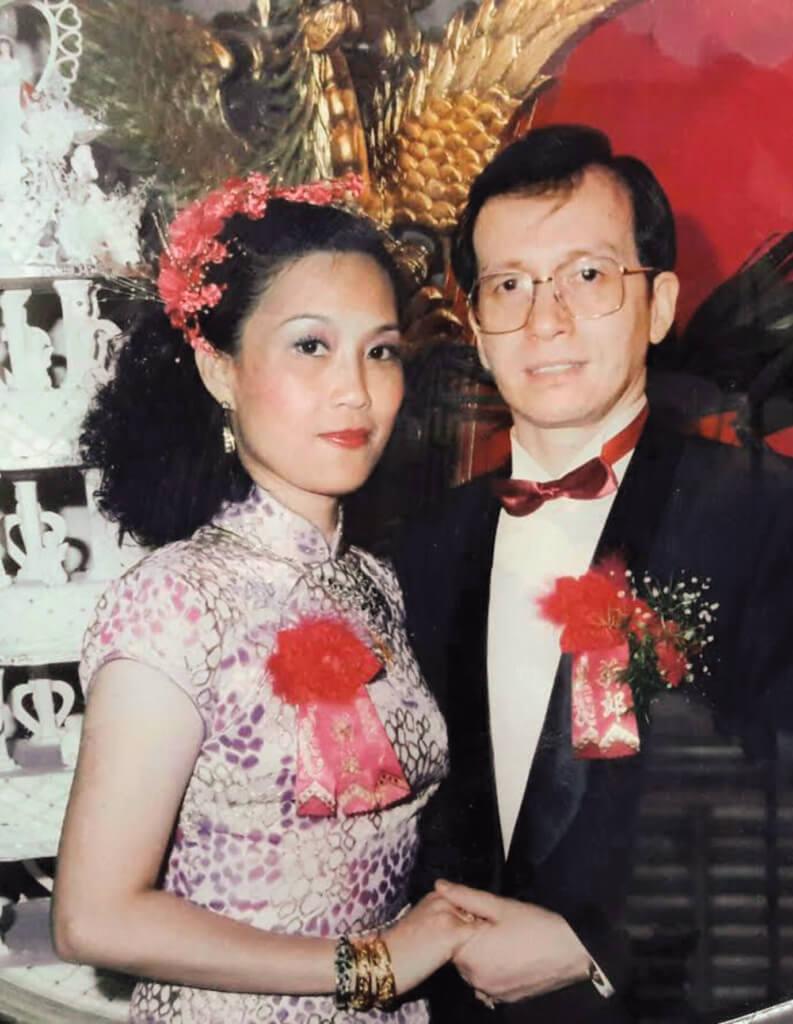 Joe和太太Susanna相識於海城酒樓夜總會,他是歌手,而她跳中國舞。