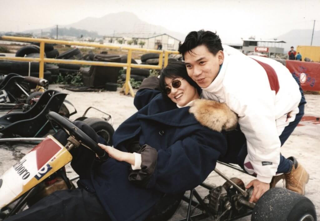 惠英紅公開的戀情不多,曾與演奸角出名的黃子揚拍拖。
