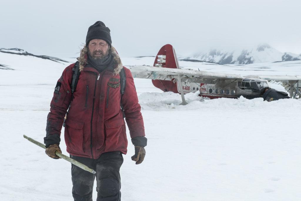 《極北》是康城影帝麥斯米基辛演繹冰島墜機絕處求生的緊張獨腳戲