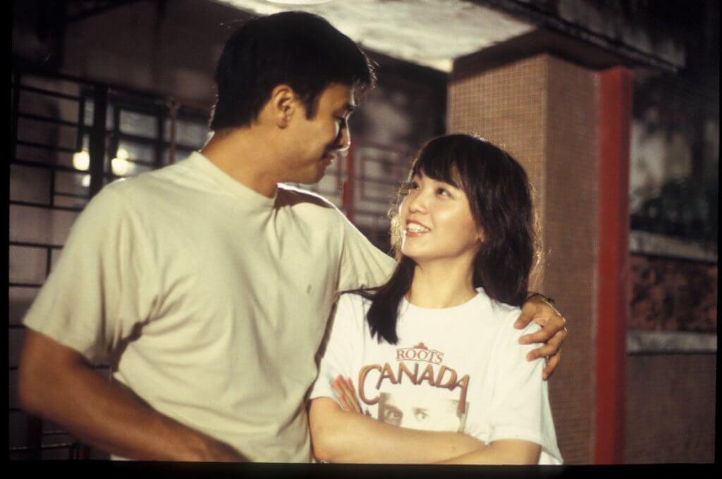 林偉在無綫劇集《再見亦是老婆》做第二男主角,與鄧萃雯有不少對手戲。